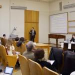 Профессор Бузунов увлекает слушателей